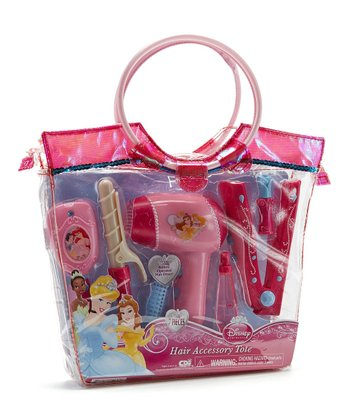 Disney Princess Hair Styling Tote