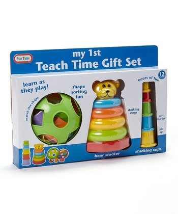My First Play & Learn Set
