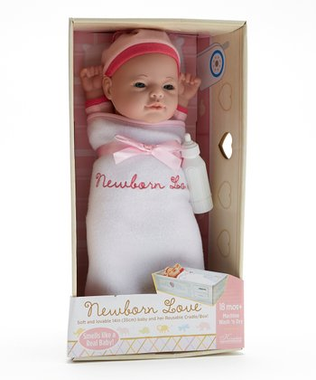 Powder-Scent Newborn Doll