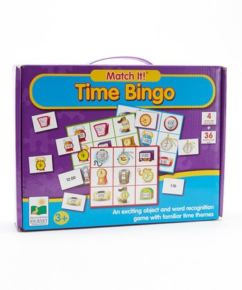 Match It! Time Bingo