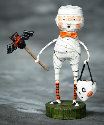 Mummy Boy Figurine