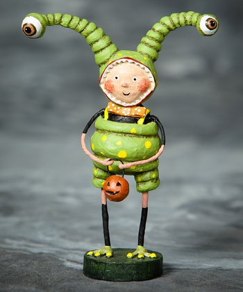 Little Alien Figurine