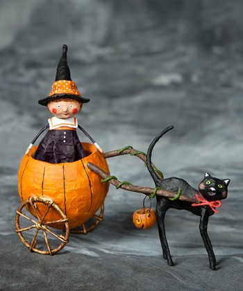 Peiper's Pumpkin Ride Figurine