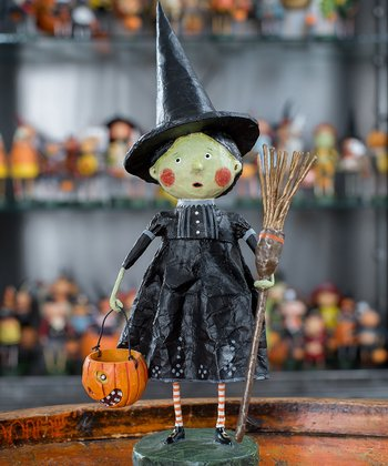 Wicked Witch Figurine