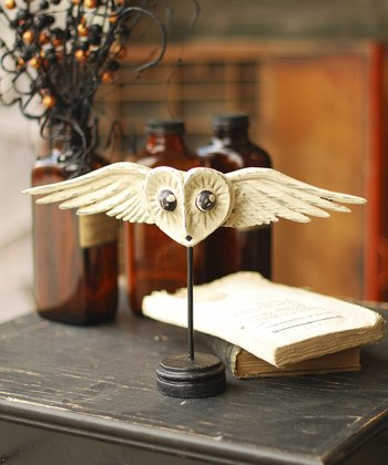 Love Owl Figurine