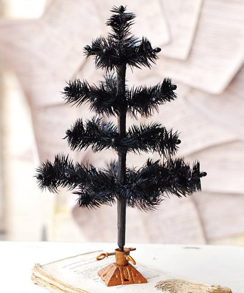 Black Feather Tree