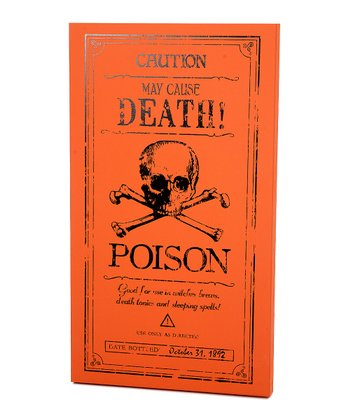 'Poison' Large Wall Art
