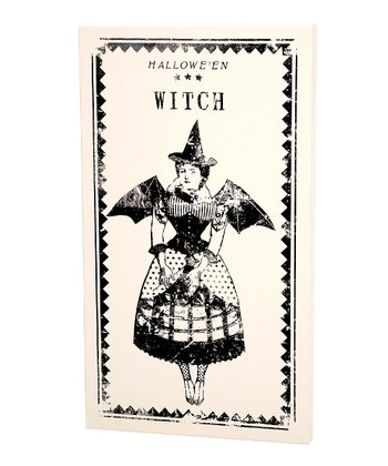 'Witch' Large Wall Art