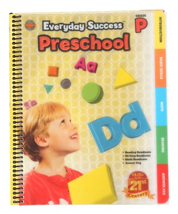 Everyday Success: Grade Pre-K Lenticular Paperback