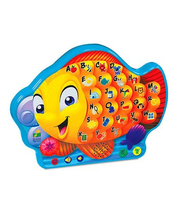 Touch & Learn Alphabet Fish