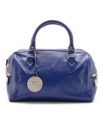 Electric Purple Candy Satchel