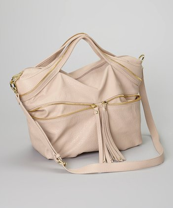 Sand Nola Shoulder Bag
