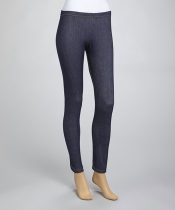 Blue Jeggings