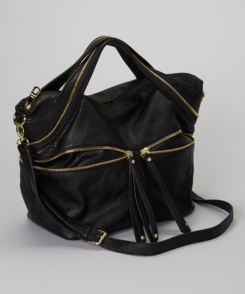 Black Nola Shoulder Bag