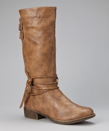 Taupe Apex Boot