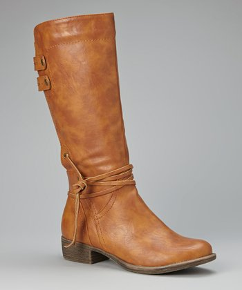 Camel Apex Boot