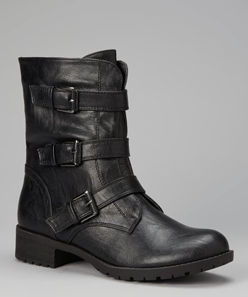 Black Pump Boot