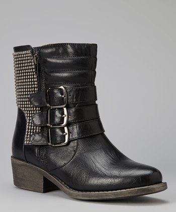 Black Harper Boot