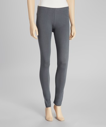 Dark Gray Leggings
