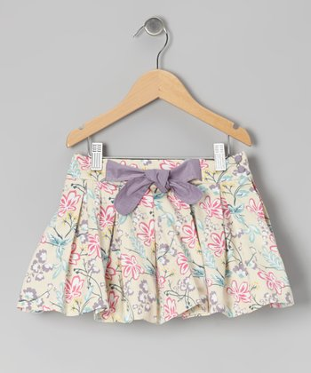 Off-White Ganesa Skirt - Toddler & Girls