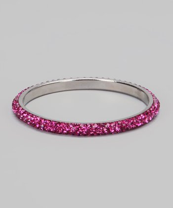 Fuchsia Anni Bangle