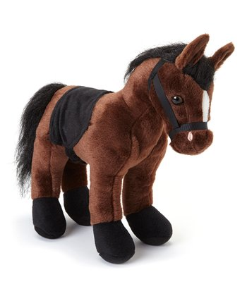 Trotterz Horse Plush Toy