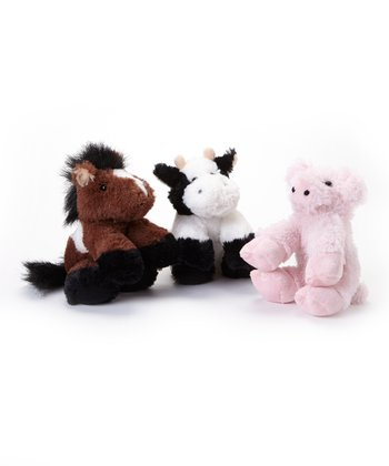 Snuggle-Ups Plush Toy Set