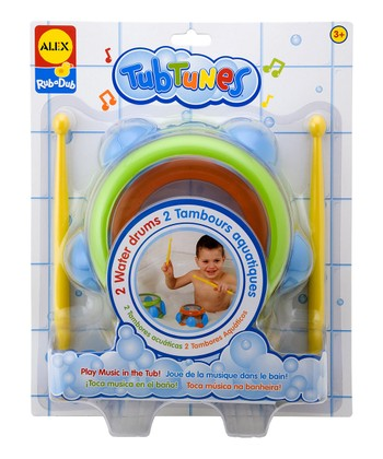 TubTunes Water Drum Set