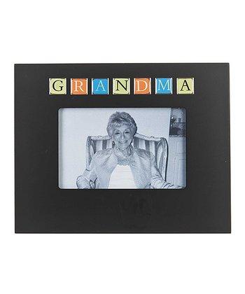 GANZ Black 'Grandma' Frame