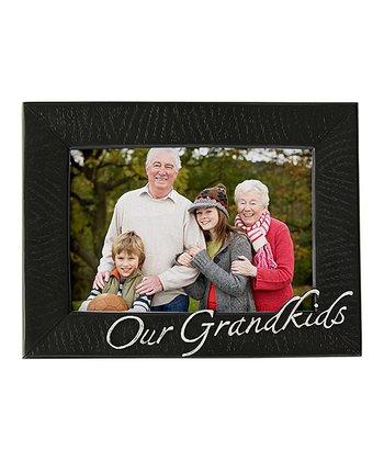 GANZ Black 'Our Grandkids' Frame