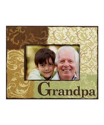 GANZ Brown & Green 'Grandpa' Frame