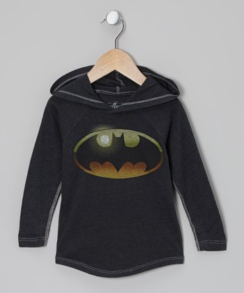 Raven Batman Bat Sunset Hooded Tee - Infant, Toddler & Kids