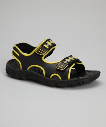 Yellow Sport Sandal