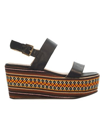 Black Beatriz Leta Sandal - Women