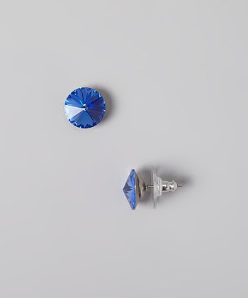 Blue SWAROVSKI ELEMENTS Stud Earrings