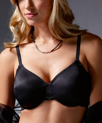 Black Katarina Seamless Bra - Women & Plus