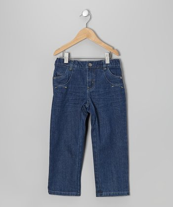 Blue Denim Jeans - Infant