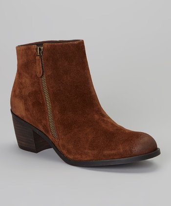 Saddle Presley Bootie