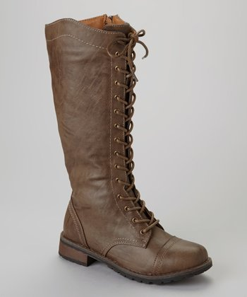 Brown Pisa 17 Boot