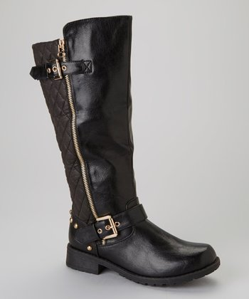 Black Pisa 29 Boot