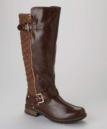 Brown Pisa 29 Boot