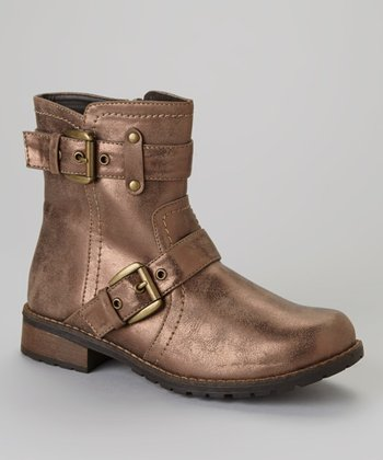 Bronze Pisa 30 Boot