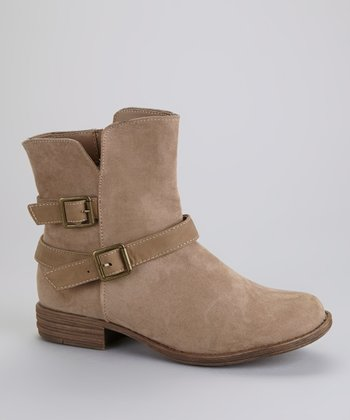 Beige Hero 2 Boot