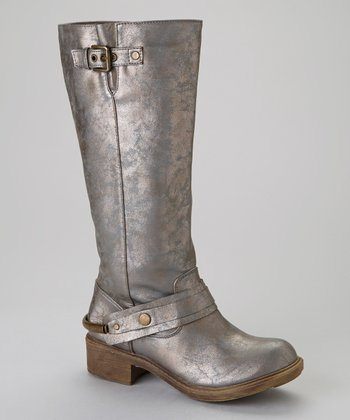 Pewter Harly 2 Boot