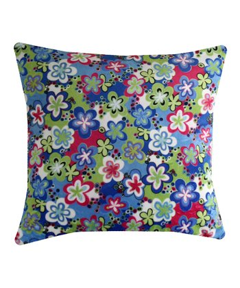 Chooty & Co. Lime Happy Talk Pillow
