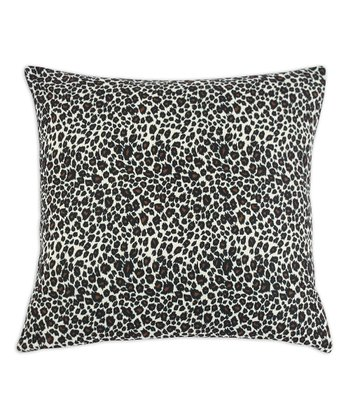 Stylish Leopard Pillow