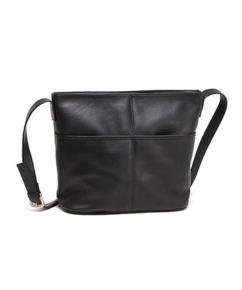 Black Pocket Tote
