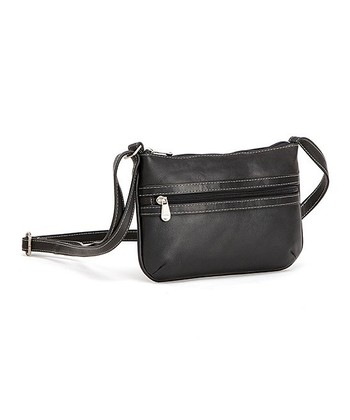 Black City Crossbody Bag