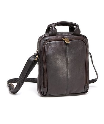 Café Tablet Crossbody Bag