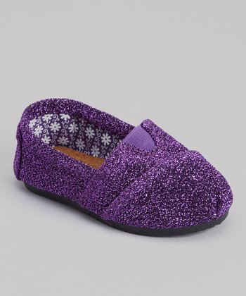 Purple Frost Kaymann Slip-On Shoe